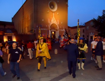 Rome Diary - Part VII June 22 The residents hosted a BBQ ...